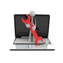 Laptop repair fix service and IT support in Dubai Springs