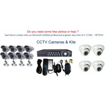 Wireless CCTV Camera Installation in Sharjah
