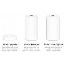 Apple Time Capsule Airport Extreme and Airport Express setup installation in Dubai UAE