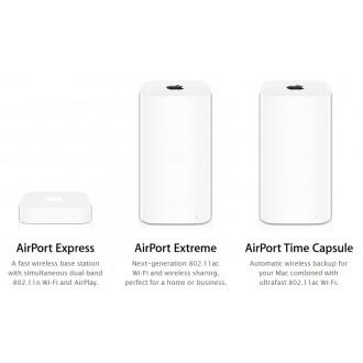 Install Printer: Airport Express Install Printer