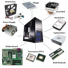 Desktop Computer repair / fix / service / troubleshooting in Sharjah, Dubai - UAE