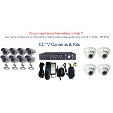CCTV Camera Installation Setup Repair Troubleshooting in Dubai, Sharjah - UAE